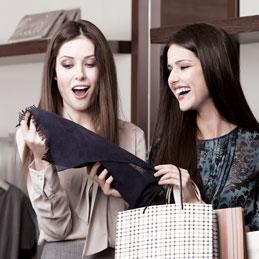 Shopping - Ladieswear