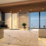 Rosehill Residences Kitchen (Artist's Impression)