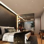Rosehill Residences Master Bedroom (Artist's Impression)